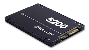 The 5200 SATA SSDs. Source: Micron