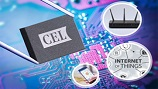 RF switches target test and measurement, Wi-Fi, sensors, appliances, and other radio equipped products. Source: CEL
