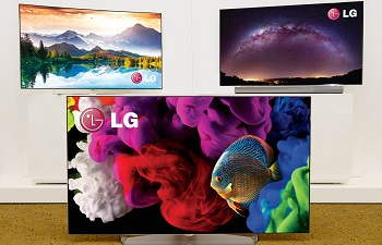 LG is expanding its production of OLED displays for the TV market with a new fabrication facility. Source: LG