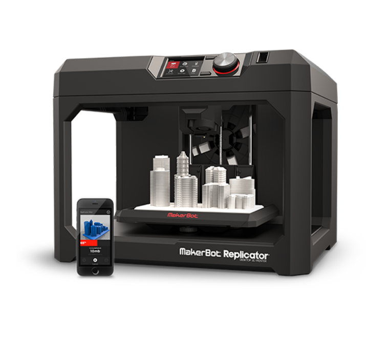 Q&A: Makerbot's VP of Engineering Talks about 3-D Printing ...