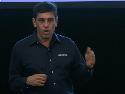 John Zanni, Acronis CMO, explained the importance of data and ways to protect it.