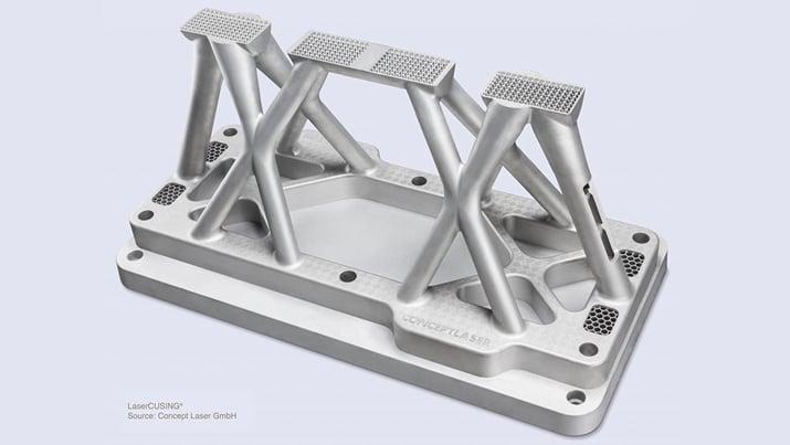 Video: World's Largest 3D Metal Powder Printer