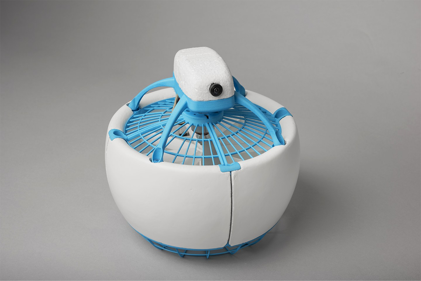 Fleye - the flying robotic camera ball. (Source: Fleye)