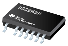 The UCC256301 resonant controller. Source: Texas Instruments