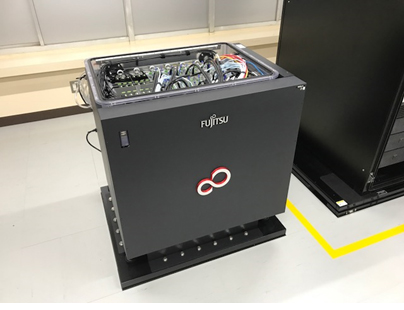 Fujitsu Deploys Liquid Immersion Cooling Based X86 Cluster