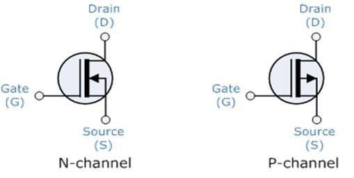 n channel fet schematic symbol  u2013 powerking co