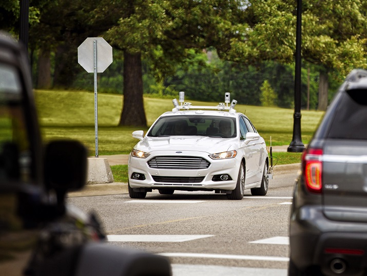 Ford plans to triple its test fleet of autonomous hybrids this year and will triple it again in 2017. Source: Ford