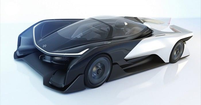 "Wild West Motors >> 1000hp ""Tesla Killer"" Unveiled at CES | Electronics360"