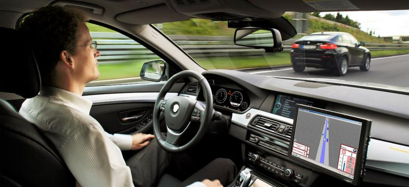 Self-driving cars could start to make moral decisions. (Source: UCS)
