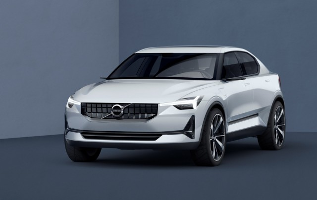 One of the cars that will be electric in 2019. (Source: Volvo)