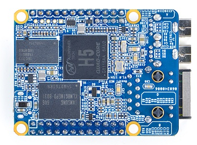 The NanoPi Neo Plus 2 Board. Image credit: FriendlyARM