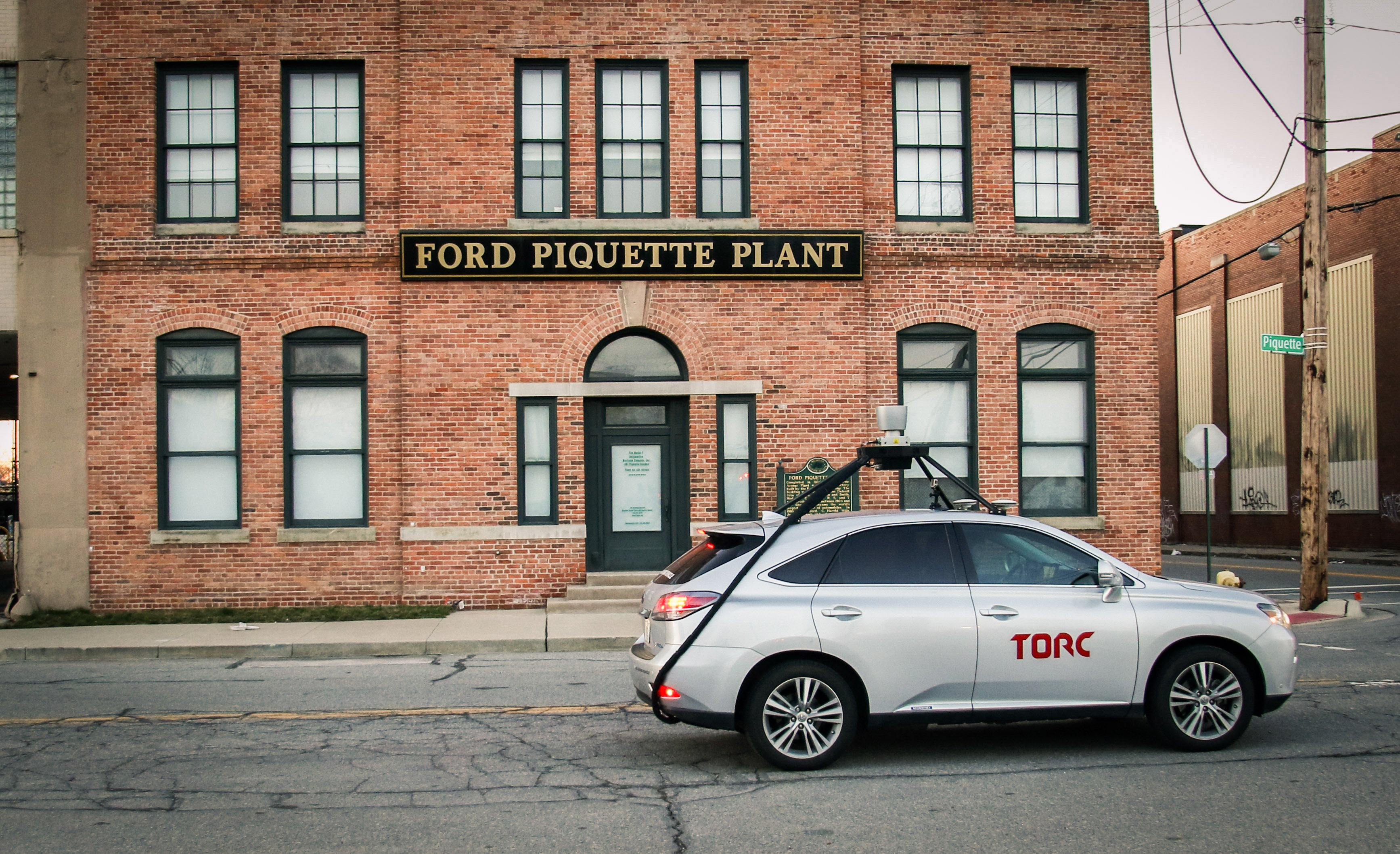 Self driving car successfully drove from Virginia to Detroit (Torc)