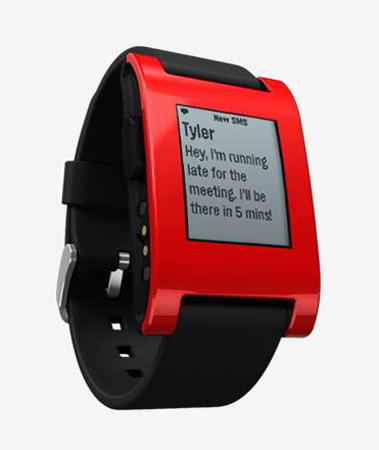 Pebble's Record Kickstarter Shows Weaknesses in Apple ...