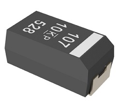 The 35V T598 capacitor. Image credit: KEMET