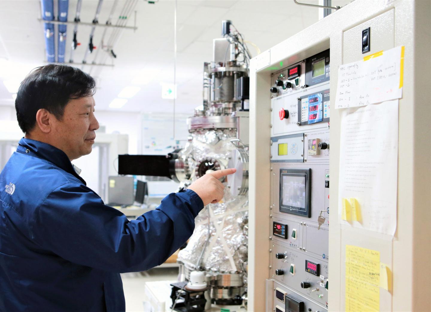 This is Dr. Choi Byeong-dae Choi at DGIST's Intelligent Devices and Systems Research Group. (Daegu Gyeongbuk Institute of Science and Technology (DGIST))