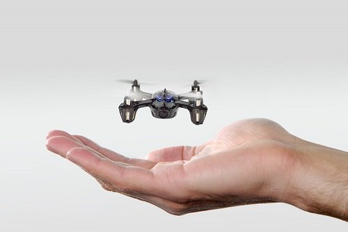 Drones are shrinking in size but the computer chips that operate them are not. Source: MIT