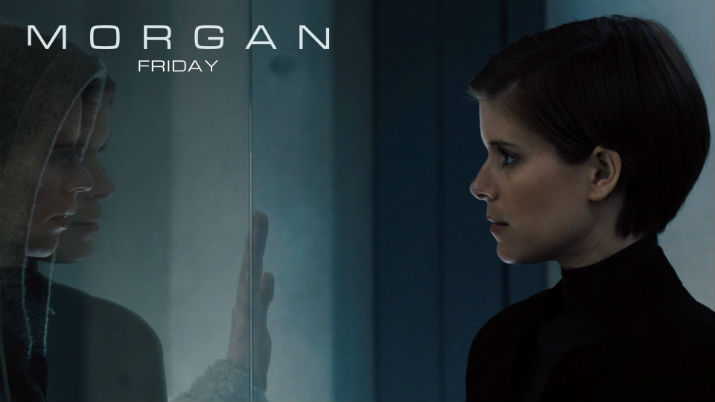 "A shot from the trailer for the upcoming film ""Morgan."" (Image via 20th Century Fox/ YouTube)"