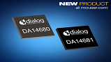 SmartBond™ DA14680 and DA14681?Wearable-on-Chips™. Source: Dialog Semiconductor