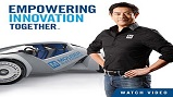 Engineer Grant Imahara collaborates with Local Motors to build vehicle cockpit for 3-D-printed autonomous vehicles. Source: Mouser