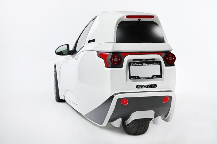 The Makers Of Solo Intend Car To Be Used For Commuting Only And Not