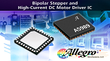 Allegro A5989 motor driver IC. Source: Allegro