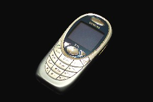 Siemens S55 Mobile Phone - Main Image