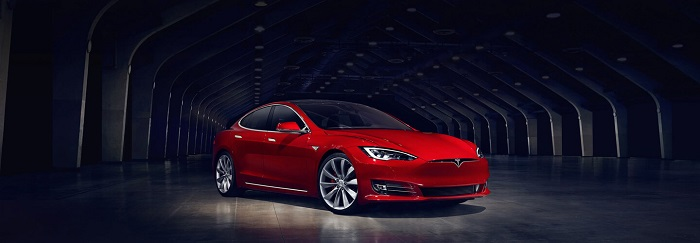 In 2016, the Tesla Model S was the best-selling all-electric car models in the United States at 29,421 units
