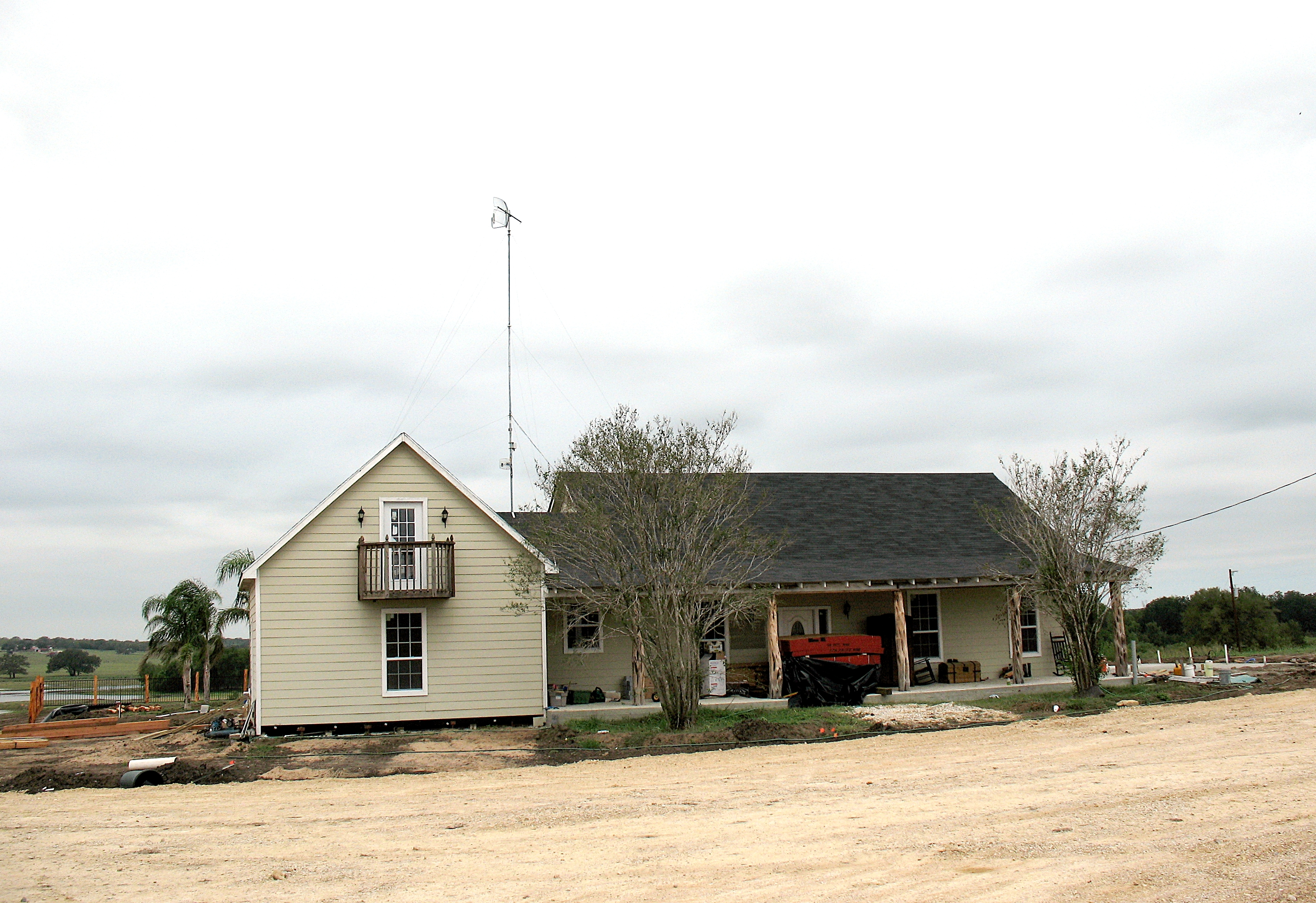 Without the WISP antenna, the internet for rural homes would be minimal at best. Source: Horne Systems, business communication system provider in Lockhart, TX. http://hornesystemstx.com