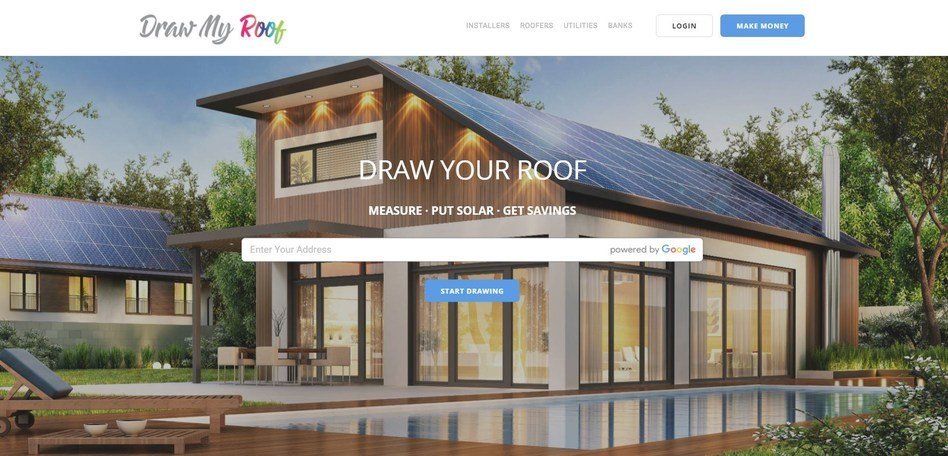 Draw Your Roof. Image credit: CNW Group/Sofdesk Inc.