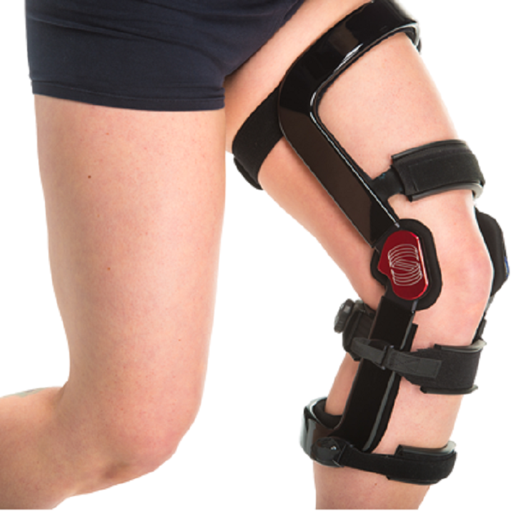 Levitation™ Bionic Knee Brace (Image via Spring Loaded Technology)