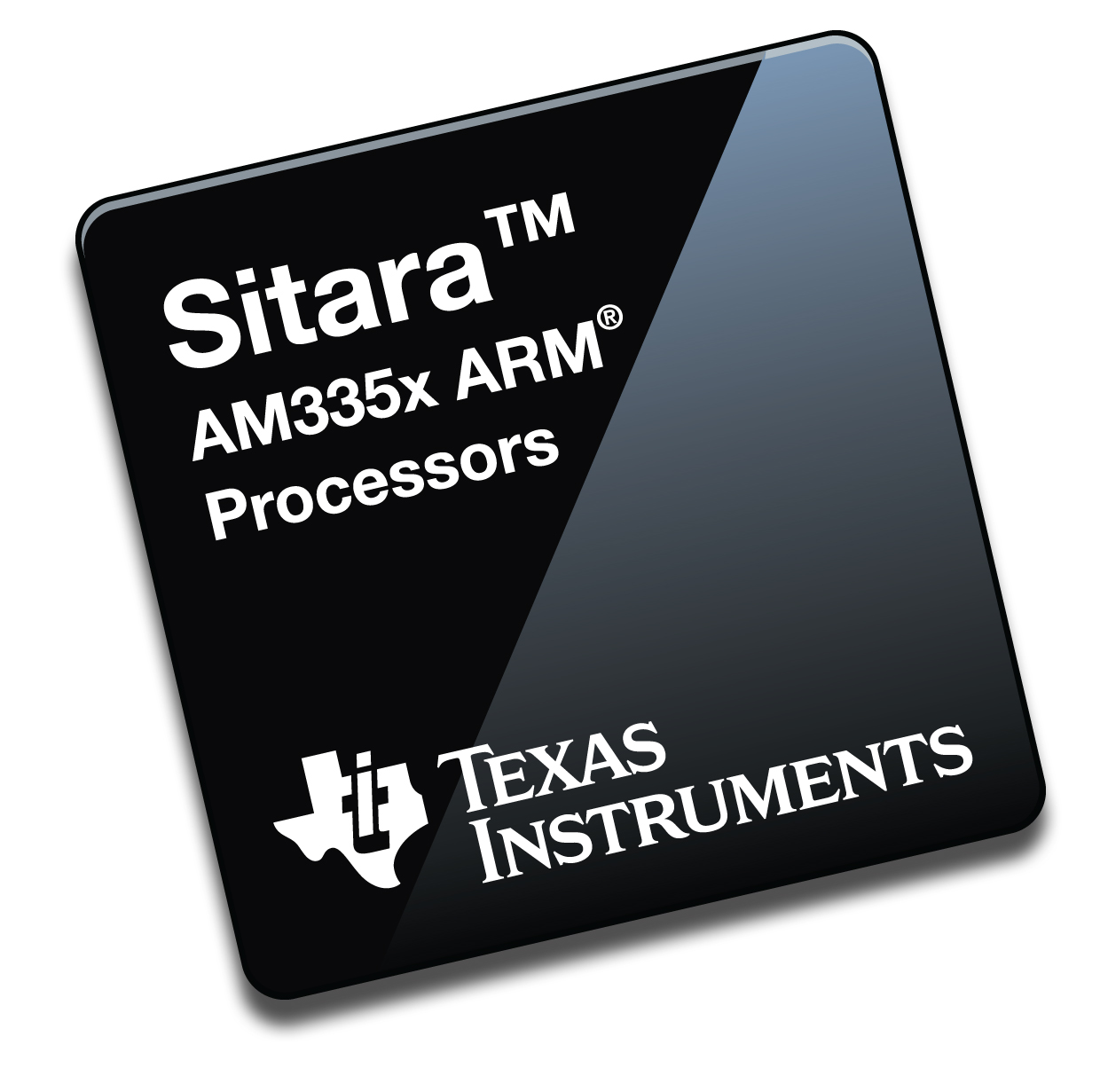 The Sitra AM571x processor. Image credit: Mouser