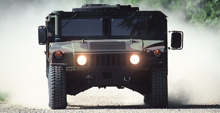 AM General, the company that created the original Humvee, will test an autonomous vehicle technology to change how military bases operate. Source: AM General