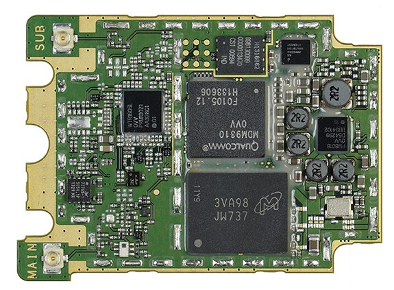 Main PCB Top (Source: IHS)