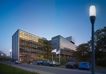 NXP international headquarters in the Netherlands. Source: NXP