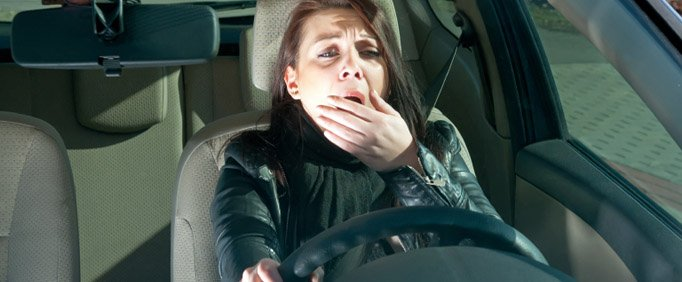 Drowsy driving could be prevented with Panasonic's new technology (AAA)
