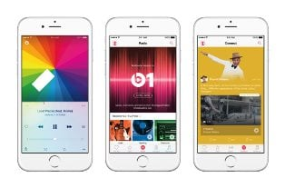 Apple Music seeks to differentiate with human curation e.g. Beats1 radio, DJs, human playlist curation etc.Image source: appleinsider.com