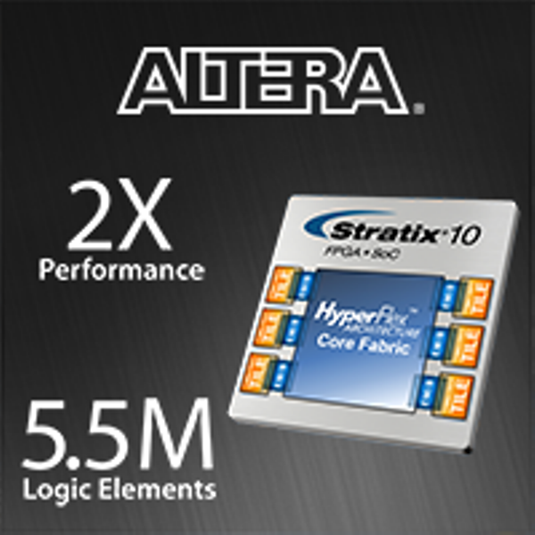 Altera Releases Stratix 10 FPGA Details   Electronics360