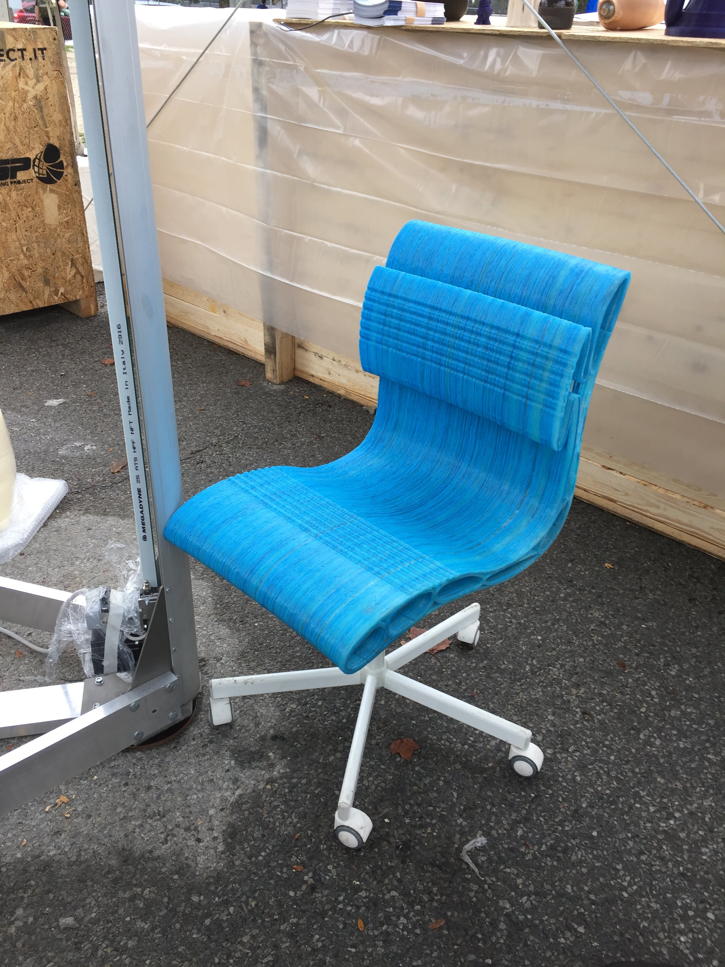 3-D Printed Chair
