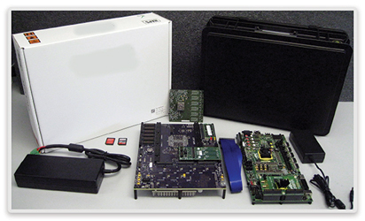 A comprehensive IP prototyping kit that includes preconfigured IP, prototyping hardware and FPGA-ready reference designs can ease design exploration and IP validation in context of the system, and enable earlier software development. Source: Synopsys