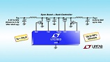 LTC7813 boost + buck synchronous DC/DC controller. Source: Linear Technology.