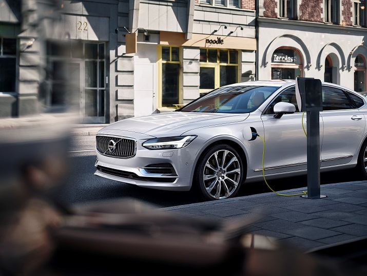 Volvo's first all-electric vehicle will be based on its Compact Modular Architecture. Source: Volvo