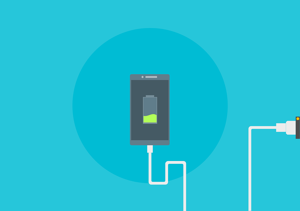 The new battery could keep your phone charged for a week. (Source: Pixabay)