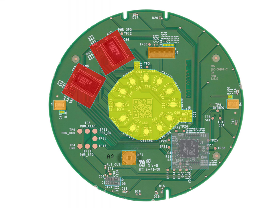 Interface PCB - Top (Image Credit: IHS)
