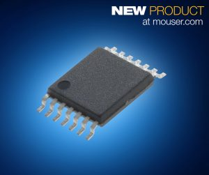 The MAXQ1061 DeepCover controller is now being stocked at Mouser Electronics