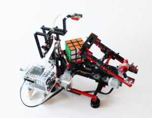 The BricKuber. Source: Dexter Industries