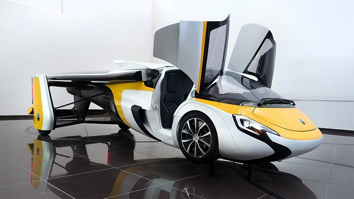 AeroMobil is accepting pre-orders for its new model of flying car with full production expected by 2020. Source: AeroMobil