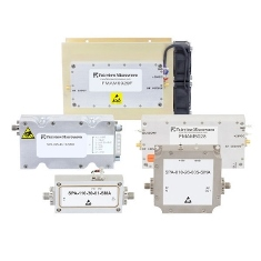 High Reliability RF and Microwave Power Amplifiers