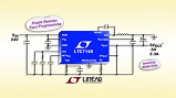 Linear Technology's LTC7149 synchronous buck regulator: Source: Linear