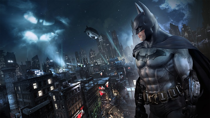 """Batman: Return to Arkham"" is one property AT&T will gain from the Time Warner acquisition that includes all of Warner Brothers content such as video games. Source: Warner Brothers"