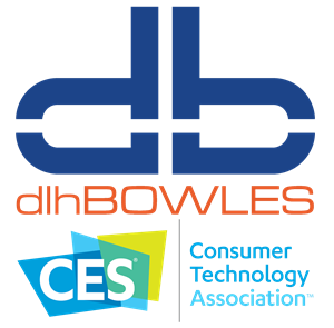 Dlh and CES press logos. Source: CES 2018